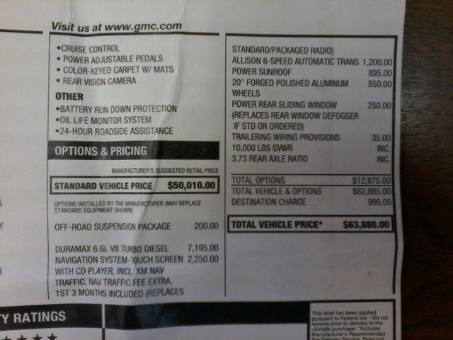 2013 GMC Sierra 2500HD Denali Z71Pkg San Antonio, Texas 34