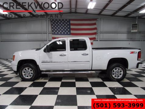 2013 GMC Sierra 2500HD Denali 4x4 Diesel Z71 Chrome Leather Heated Cooled in Searcy, AR