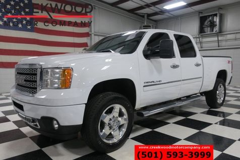 2013 GMC Sierra 2500HD Denali 4x4 Diesel Z71 Chrome 20s New Tires Leather in Searcy, AR
