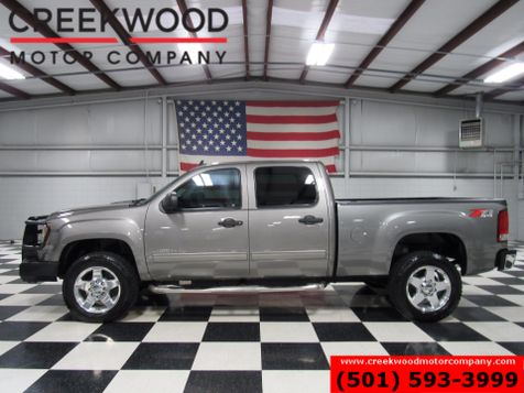 2013 GMC Sierra 2500HD SLE 4x4 Z71 Diesel Chrome 20s Leather XM B&W in Searcy, AR