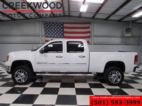 2013 GMC Sierra 2500HD Denali 4x4 Diesel Lifted Nav Chrome 20s Leather in Searcy, AR