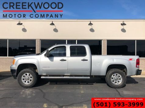 2013 GMC Sierra 2500HD SLE 4x4 Z71 Diesel Leather New Tires Chrome 1Owner in Searcy, AR