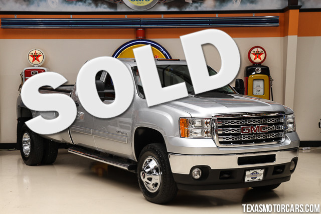 2013 GMC Sierra 3500HD SLE This 2013 GMC Sierra 3500HD SLE is in great shape with only 97 238 mil