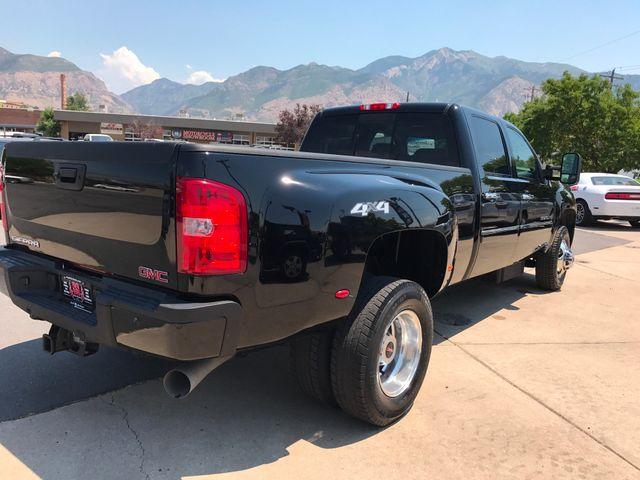 2013 GMC Sierra 3500HD Denali Ogden, Utah 4