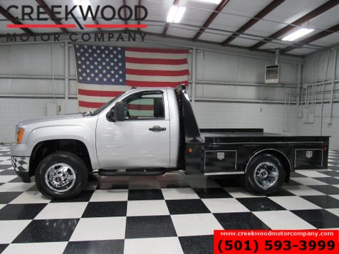 2013 GMC Sierra 3500HD SLE 4x4 Diesel Dually Flatbed Low Miles 1 Owner in Searcy, AR