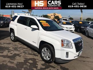 2013 GMC Terrain SLE Imperial Beach, California