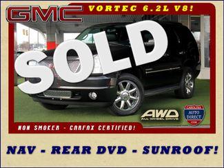 2013 GMC Yukon Denali AWD - NAVIGATION - REAR DVD - SUNROOF! Mooresville , NC