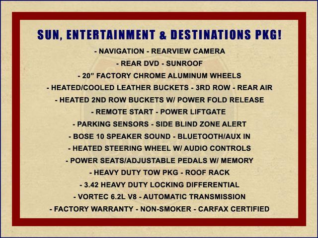 2013 GMC Yukon Denali AWD - NAVIGATION - REAR DVD - SUNROOF! Mooresville , NC 1