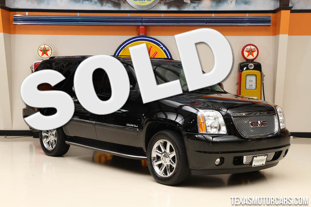 2013 GMC Yukon XL Denali Financing is available with rates as low as 29 wac Get pre-approved