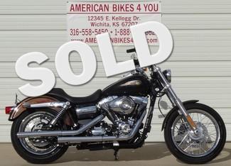 2013 Harley-Davidson Anniversary Dyna Super Glide Custom FXDC Wichita, KS