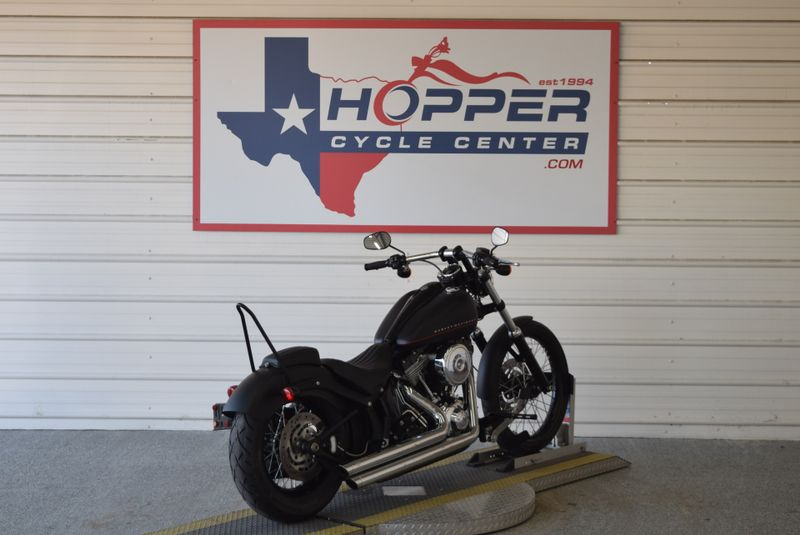 2013 Harley-Davidson Blackline   city TX  Hopper Cycle Center  in , TX