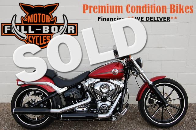 2013 Harley Davidson BREAKOUT FXSB in Hurst TX