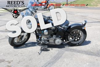 2013 Harley Davidson Replica WLA/1 kick start Bobber / Craftec | Hurst, Texas | Reed's Motorcycles in Hurst Texas