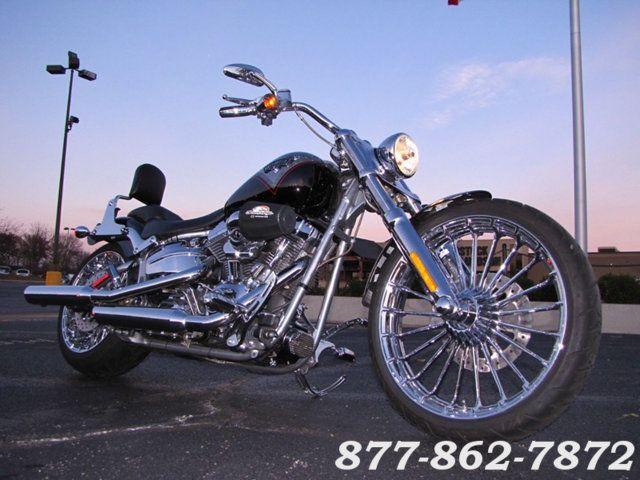 2013 Harley-Davidson CVO BREAKOUT FXSBSE CVO BREAKOUT McHenry, Illinois 2