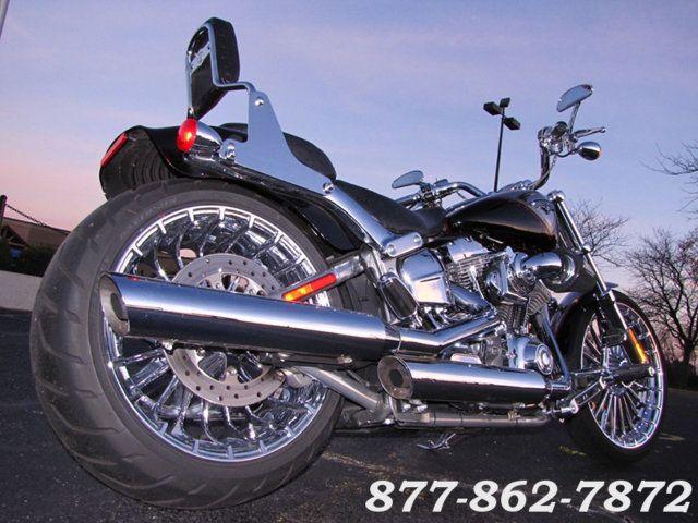 2013 Harley-Davidson CVO BREAKOUT FXSBSE CVO BREAKOUT McHenry, Illinois 46
