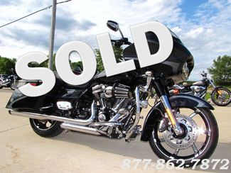 2013 Harley-Davidson CVO ROAD GLIDE CUSTOM FLTRXSE 10Oth ANNIVERSARY CVO ROAD GLIDE McHenry, Illinois