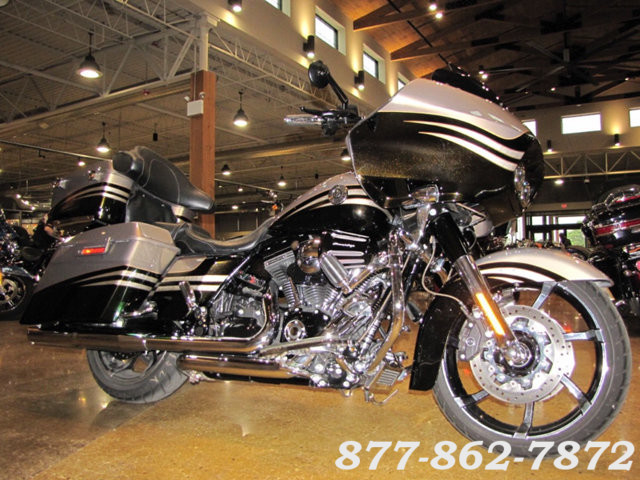 2013 Harley-Davidson CVO ROAD GLIDE CUSTOM FLTRXSE CVO ROAD GLIDE McHenry, Illinois 2