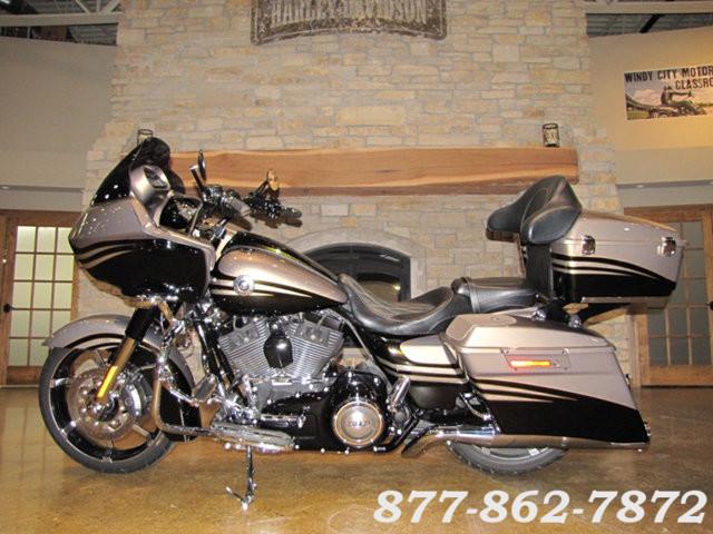 2013 Harley-Davidson CVO ROAD GLIDE CUSTOM FLTRXSE CVO ROAD GLIDE McHenry, Illinois 47
