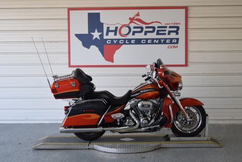 2013 Harley-Davidson CVO Ultra Classic  in , TX