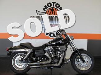 2013 Harley Davidson DYNA FAT BOB FXDF Arlington, Texas