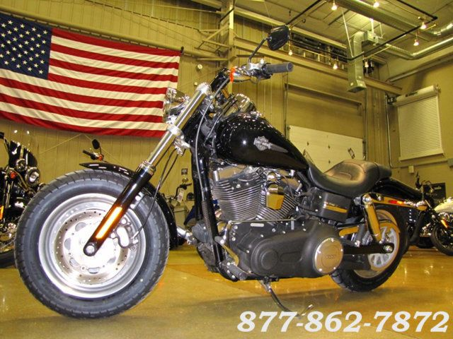 2013 Harley-Davidson DYNA FAT BOB FXDF FAT BOB FXDF McHenry, Illinois 37