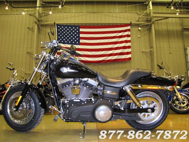 2013 Harley-Davidson DYNA FAT BOB FXDF FAT BOB FXDF McHenry, Illinois 41
