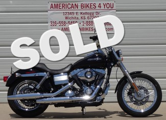 2013 Harley-Davidson Dyna Super Glide Custom FXDC Wichita, KS