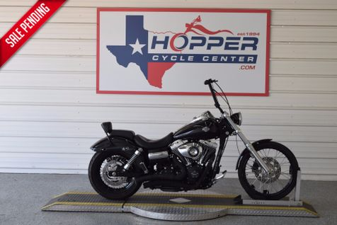 2013 Harley-Davidson Dyna Wide Glide  in , TX