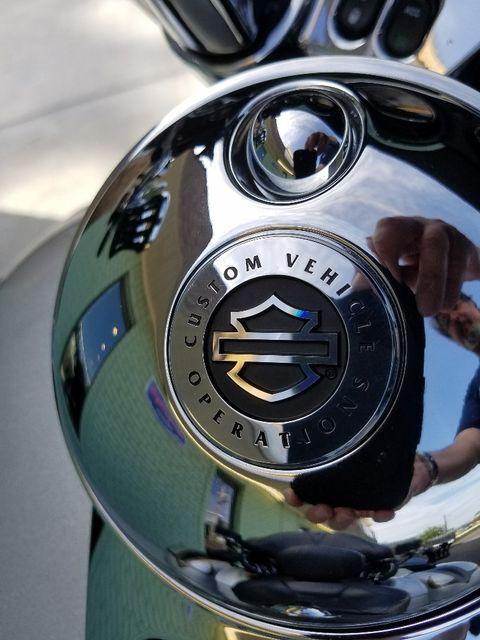 2013 Harley-Davidson Electra Glide® CVO™ Ultra Classic® Pensacola, Florida 4