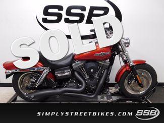 2013 Harley-Davidson Fat Bob FXDF-103 in Eden Prairie