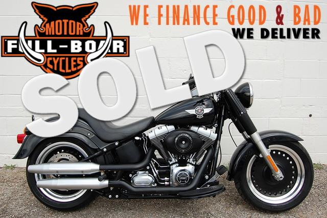 2013 Harley Davidson FAT BOY LOW FLSTFB SOFTAIL FAT BOY LOW FLSTFB in Hurst TX