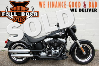 2013 Harley-Davidson FAT BOY LOW FLSTFB SOFTAIL FAT BOY LOW FLSTFB Hurst, TX
