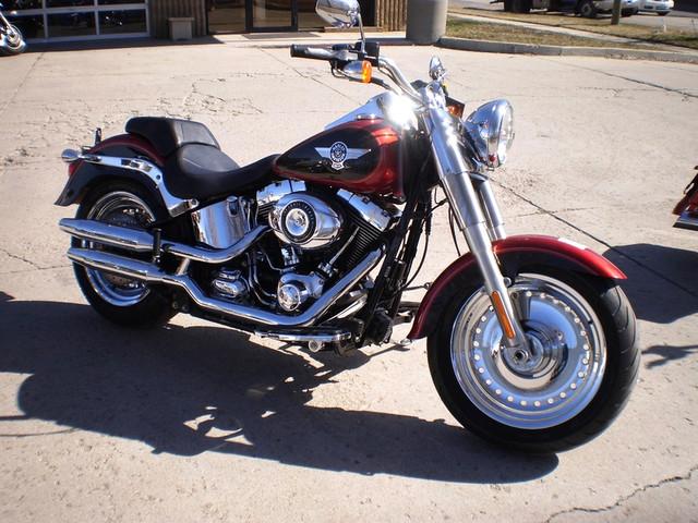 2013 Harley-Davidson Softail® Fat Boy® Ogden, Utah 0
