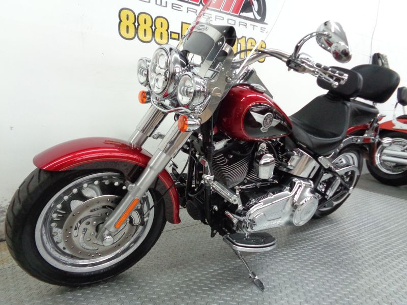 2013 Harley Davidson Fat Boy   Oklahoma  Action PowerSports  in Tulsa, Oklahoma