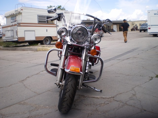 2013 Harley-Davidson Road King® Base Ogden, Utah 1