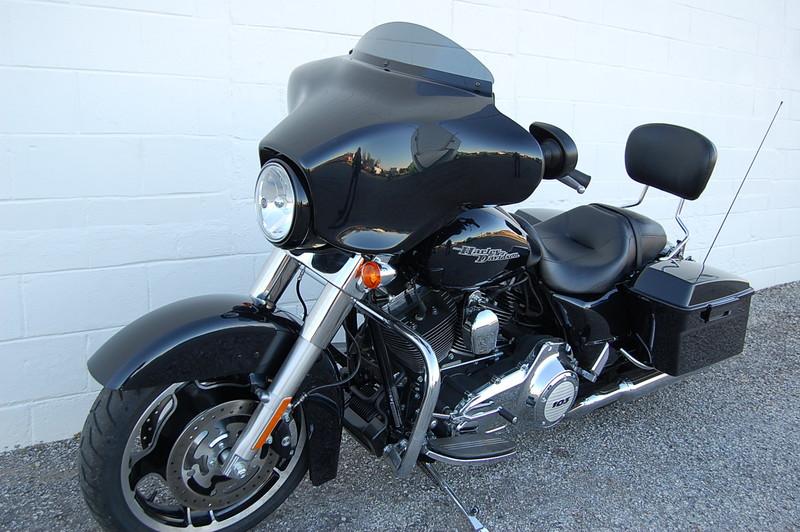 2013 Harley Davidson FLHX STREET GLIDE FLHX STREET GLIDE in Hurst, TX