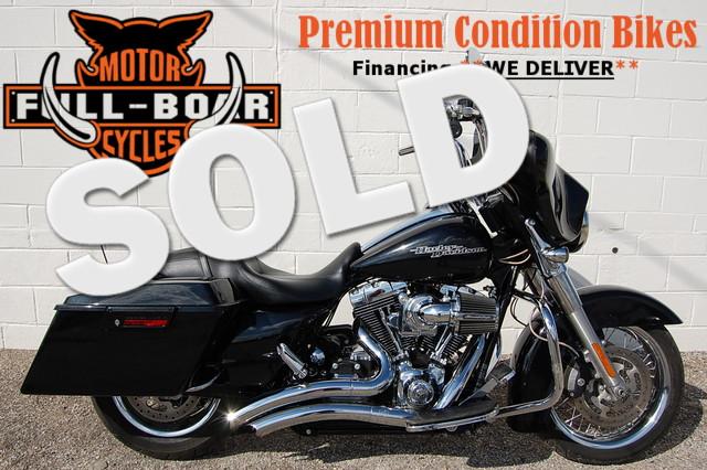 2013 Harley Davidson FLHX STREET GLIDE FLHX STREET GLIDE in Hurst TX