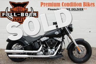 2013 Harley-Davidson FLS SOFTAIL SLIM - FLS Hurst, TX