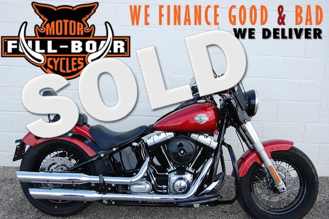 2013 Harley Davidson FLS  SOFTAIL SLIM SOFTAIL SLIM - FLS in Hurst TX