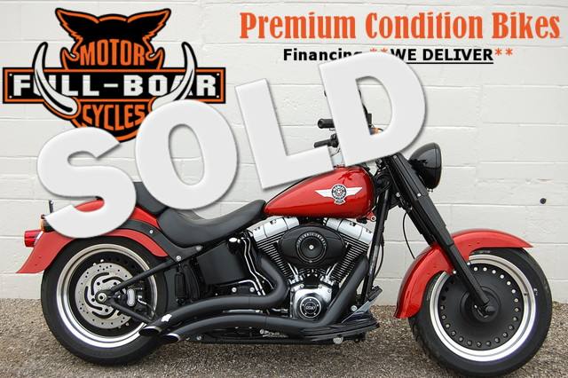 2013 Harley Davidson FLSTFB FAT BOY LOW FLSTFB in Hurst TX
