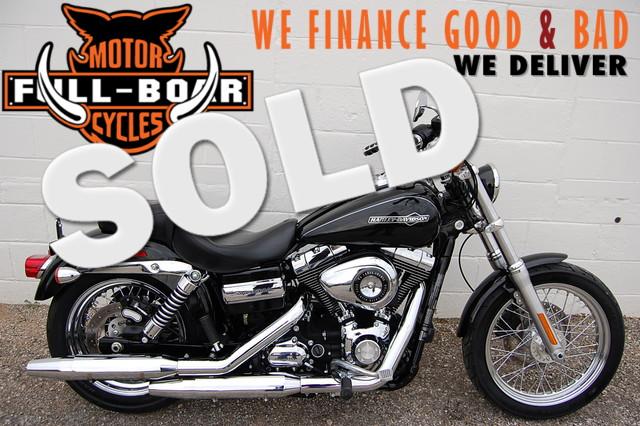 2013 Harley Davidson FXDC  DYNA SUPER GLIDE CUSTOM DYNA SUPER GLIDE CUSTOM - FXDC in Hurst TX