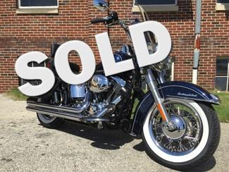 2013 Harley-Davidson Heratige Softail ABS FLSTC Oaks, Pennsylvania