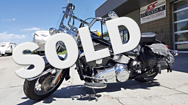 2013 Harley-Davidson Softail® Heritage Softail® Classic Ogden, Utah 0