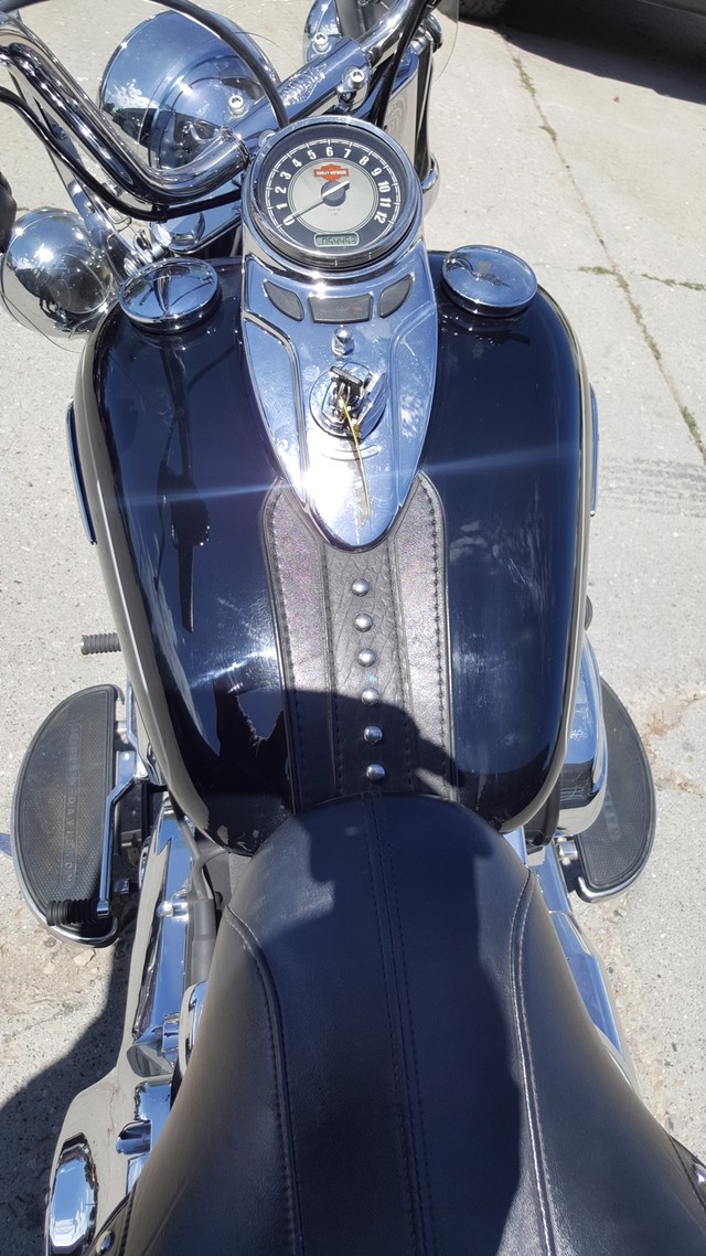 2013 Harley-Davidson Softail® Heritage Softail® Classic Ogden, Utah 15