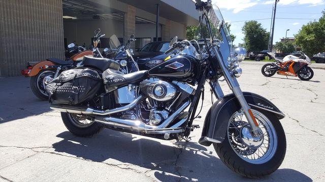 2013 Harley-Davidson Softail® Heritage Softail® Classic Ogden, Utah 3
