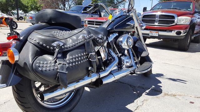 2013 Harley-Davidson Softail® Heritage Softail® Classic Ogden, Utah 2