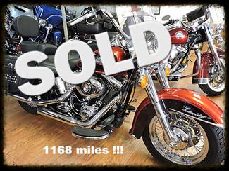 2013 Harley Davidson Heritage Softail Classic FLSTC Pompano, Florida