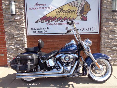 2013 Harley Davidson Heritage Softail Classic  in Tulsa, Oklahoma