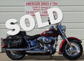 2013 Harley-Davidson Heritage Softail Classic FLSTC Wichita, KS