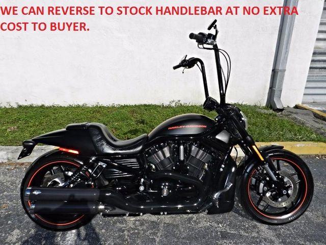 2013 Harley Davidson Vrsc Night Rod Special: 2013 Harley-Davidson Night Rod Special VRSCDX V-Rod VRSCDX